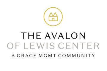 The Avalon of Lewis Center logo