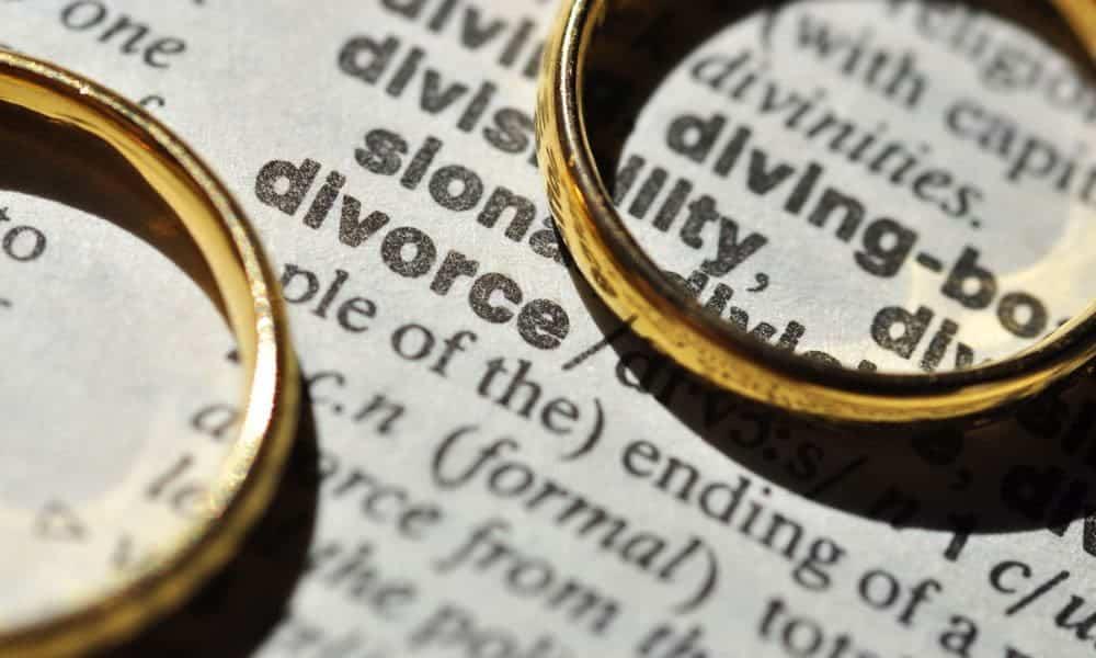 senior divorce stats