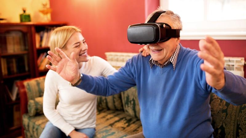 Virtual Reality Seniors