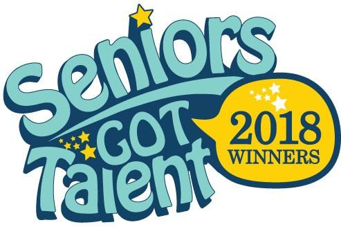 2018 seniors got talent winners