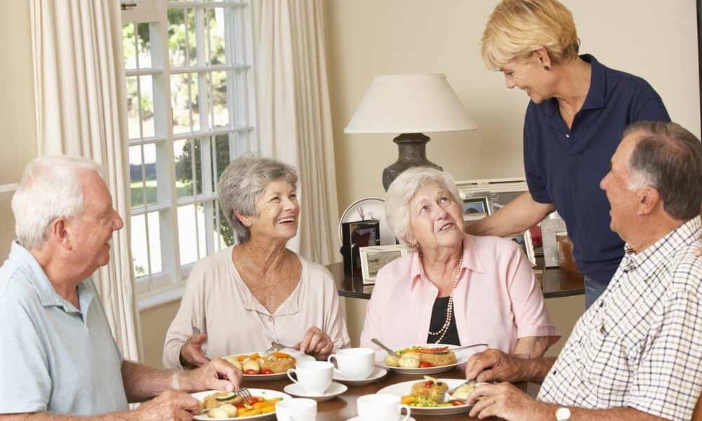 ohio cost of senior care