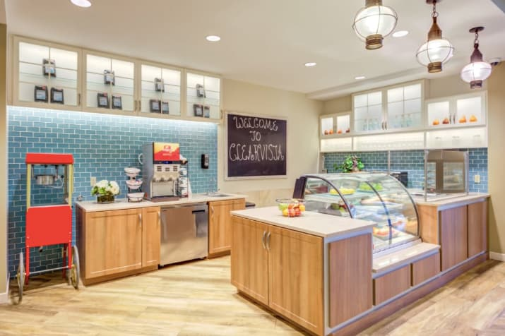 Clearvista Lakes Health Cafe