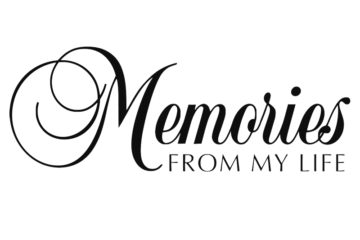 Memories From My Life Logo