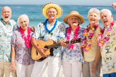 Cool Hawaiian seniors that participated in Seniors Got Talent