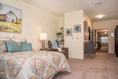 Gateway Springs room