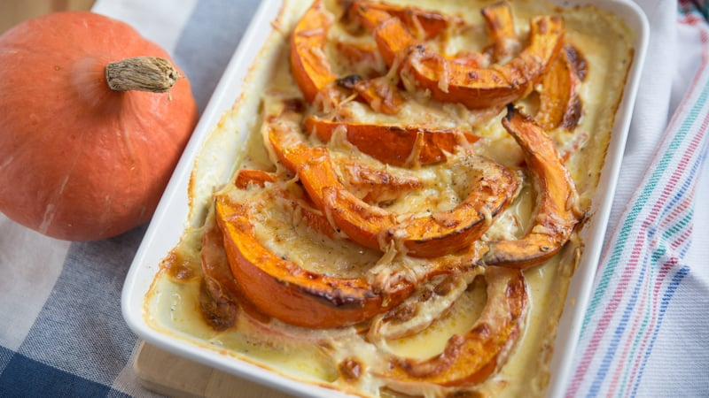 One of the delicious pumpkin recipes