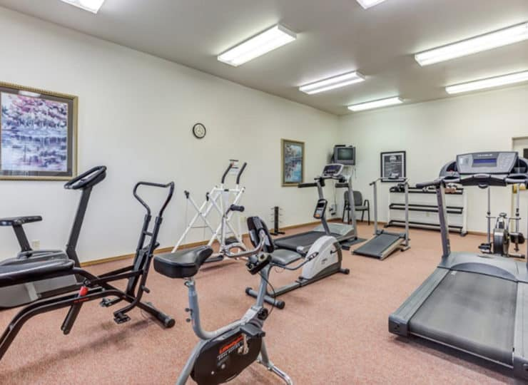 Parkview Senior Apartments Fitness Center