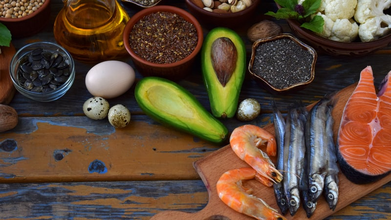 Foods That Protect Brain Function
