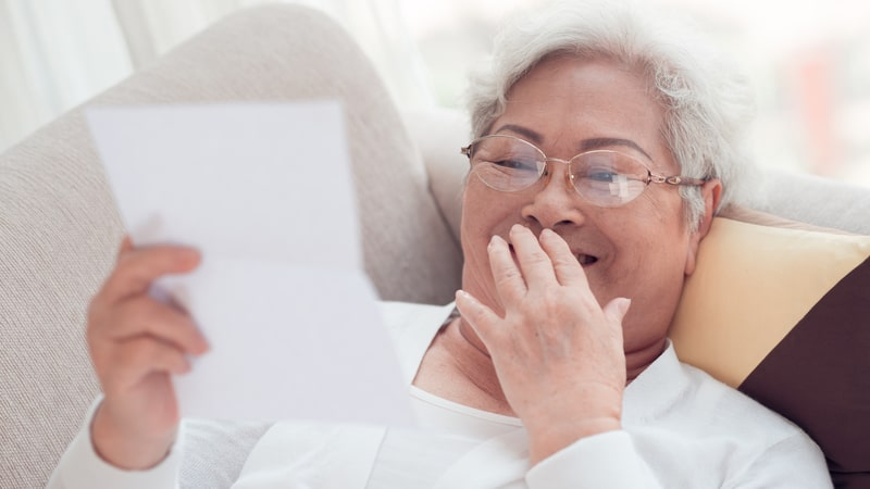 Fight senior isolation this Thanksgiving by writing a letter