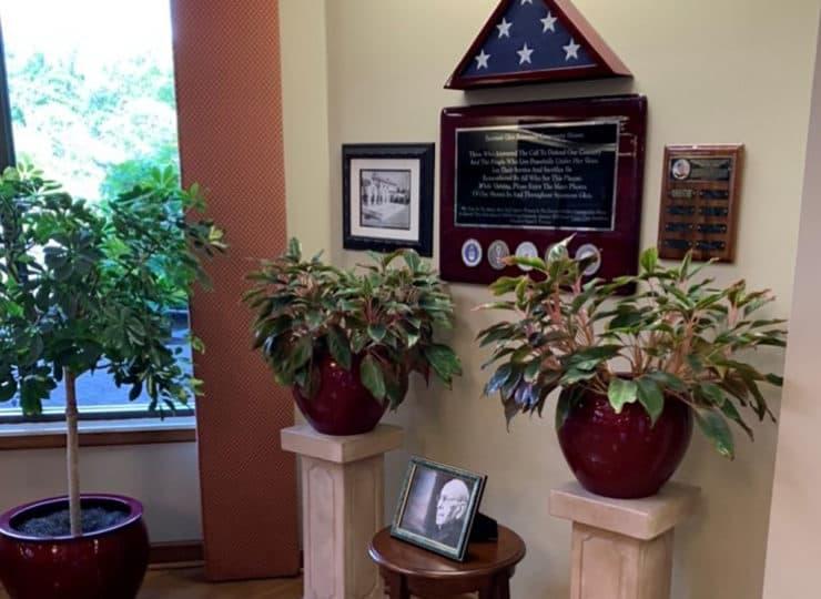 Sycamore-glen Retirement Community Veteran Memorial