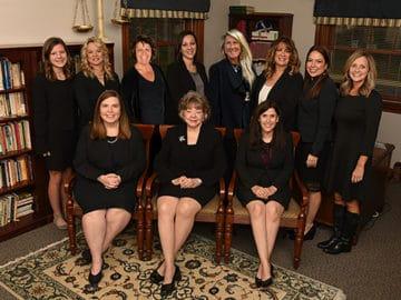 Roberson Law Team Photo