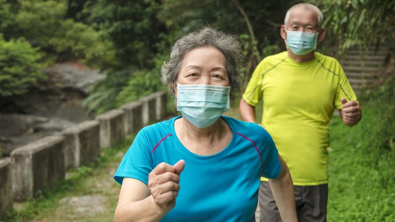 Two seniors want to boost your immune system