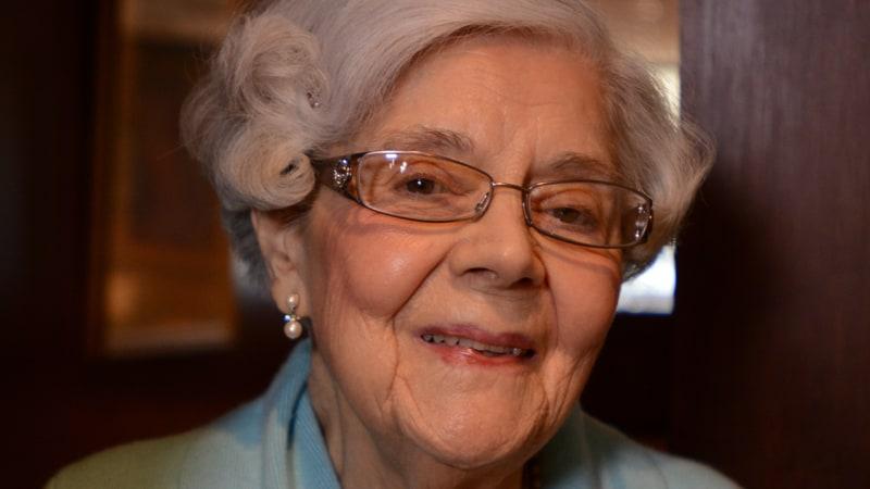 Beatrice Lea of Maple Knoll Village