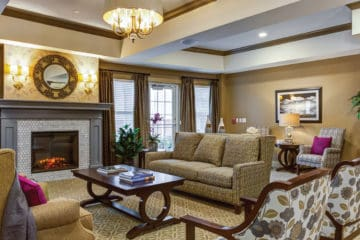 Provision Living at West Clermont lobby