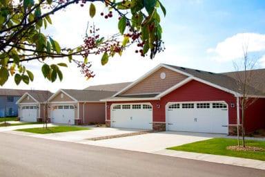 Redwood Senior Living homes