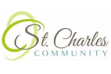 St Charles Community Logo