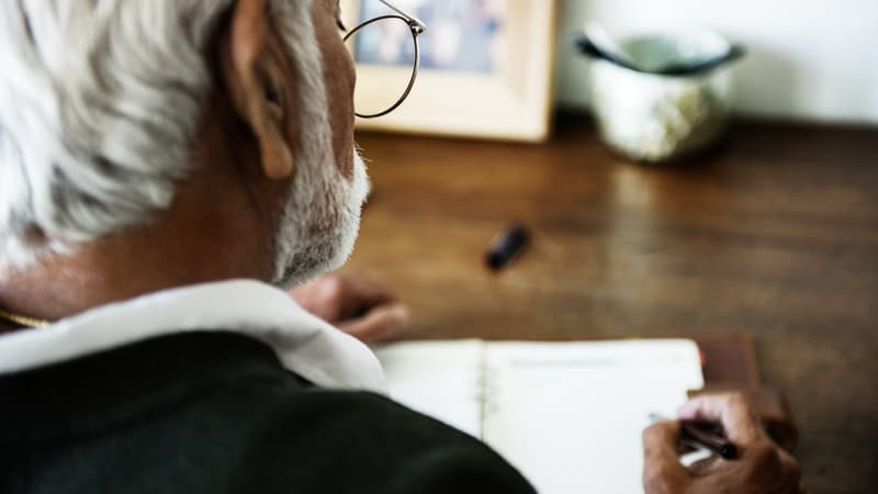 Journaling is one of the best second acts after retirement