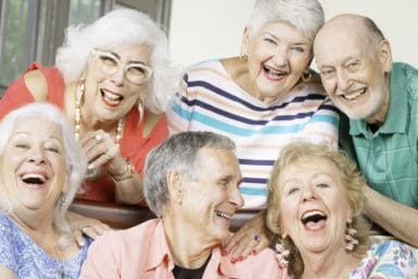 Seniors defying the misconceptions about assisted living and nursing home