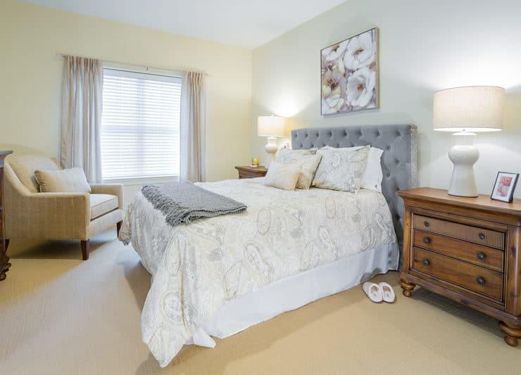 Harmony bedroom