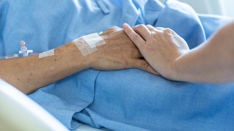 The difference between hospice and palliative care