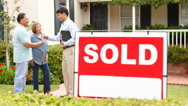 Couple moving out of their home because now is the best time to move into a CCRC