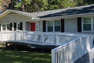 Springdaile Assisted Living Exterior