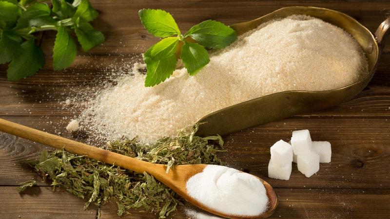 Avoid excessive sugar as shown here