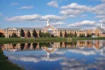 Western Reserve Masonic Community exterior