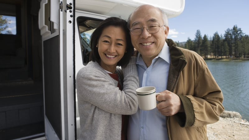 A couple's post-pandemic plans include RV travel