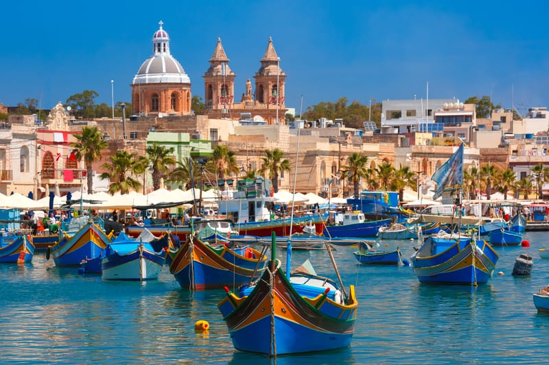 Malta is one of the Best Places to Retire Abroad