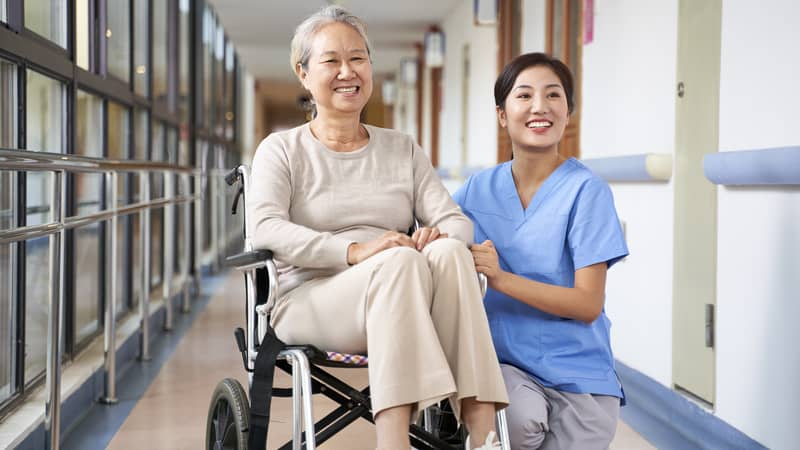 Is long-term care insurance worth it? Ask this woman!