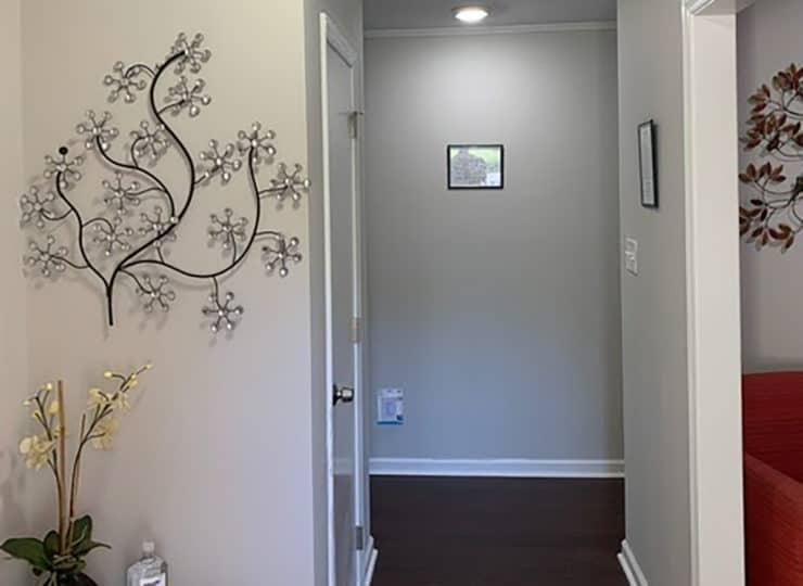 Springdaile Assisted Living Hallway