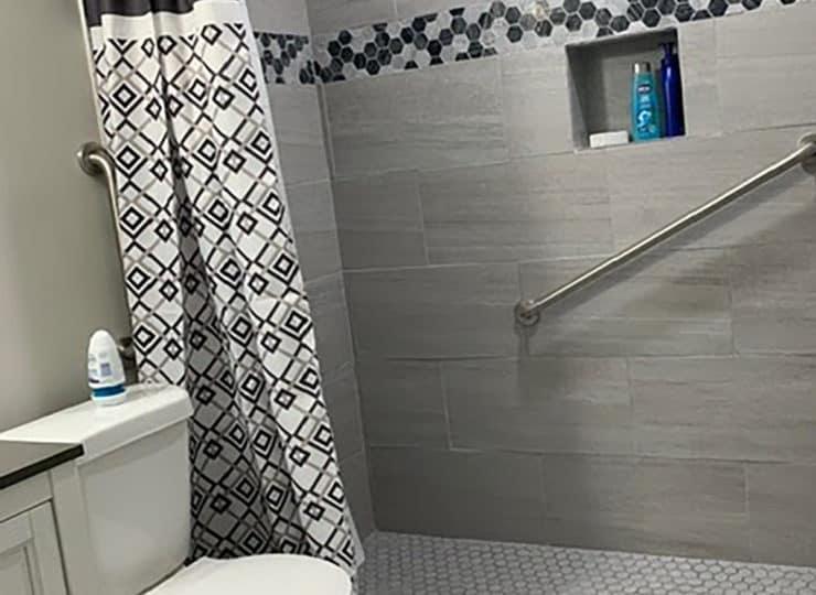Springdaile Assisted Living Bathroom