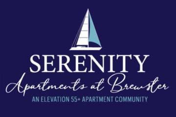 Serenity Apartments at Brewster logo
