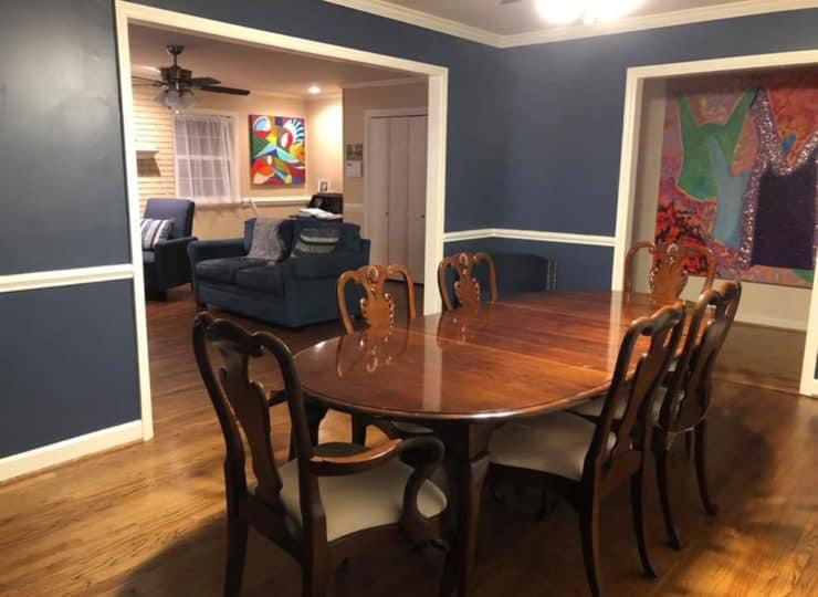 Bright Horizon North Hills Dining Room