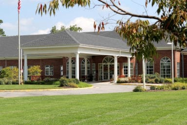 Commonwealth Senior Living at Cedar Manor Exterior
