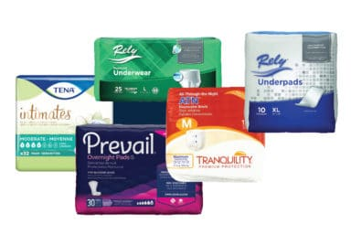 Rely Medical Supply Products