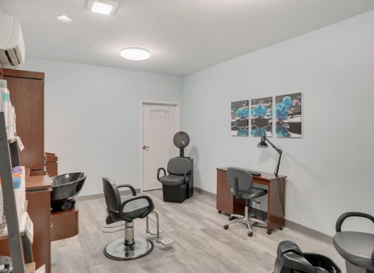 Rittenhouse Village at Michigan City salon