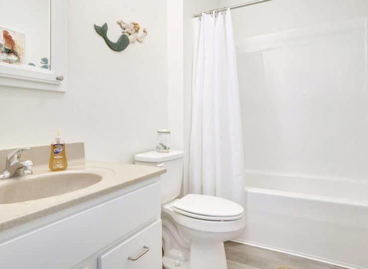Rittenhouse Village at Michigan City bathroom