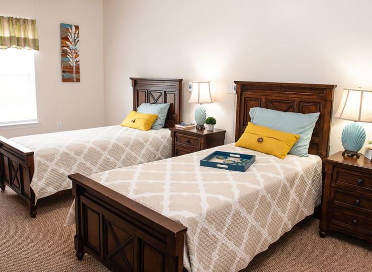Commonwealth Senior Living Hampton Companion Suite