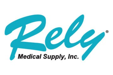 Rely Medical Supply Logo