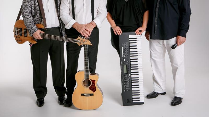 Seniors Got Talent band