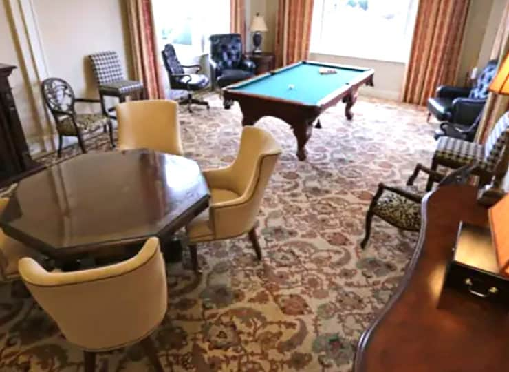 The Chamberlin Game Room