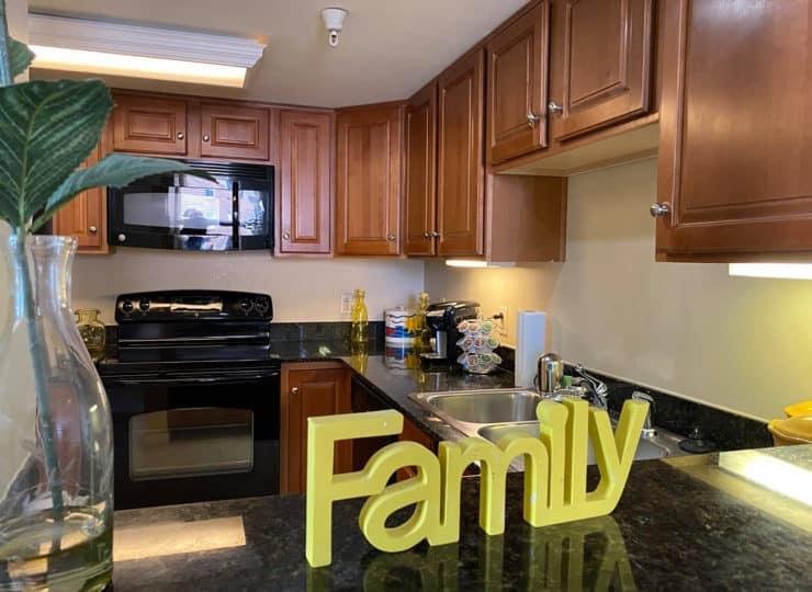 The Chamberlin Kitchen