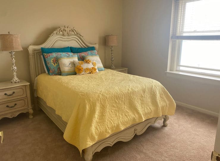 The Chamberlin Bedroom