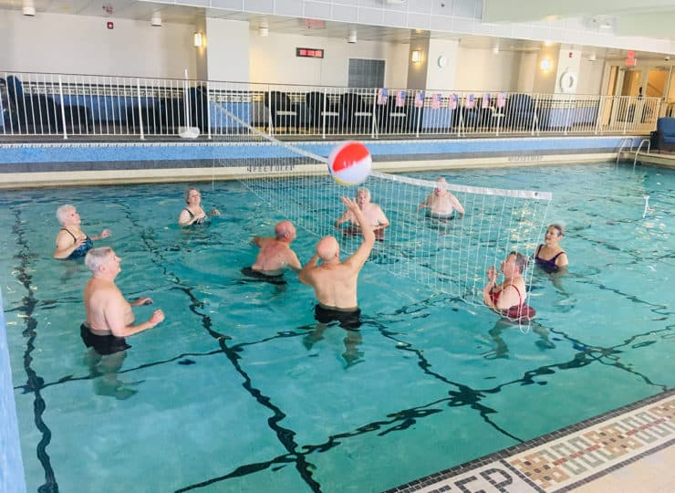The Chamberlin Pool