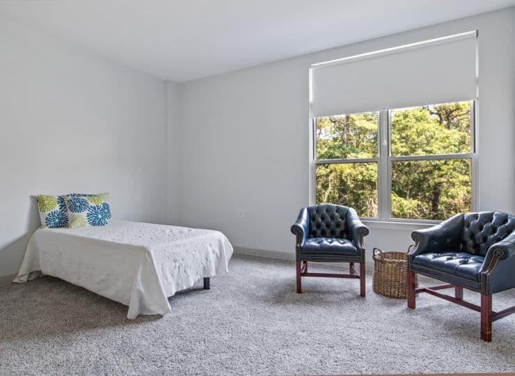 Serenity at Brewster bedroom