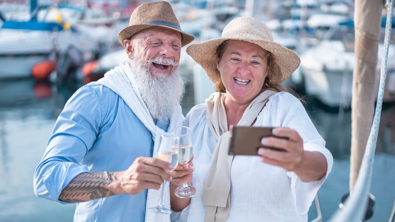 Should you retire in a blue zone like this couple?