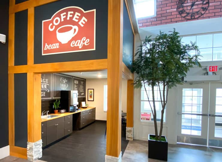 Homestead Village Beavercreek Coffee Cafe