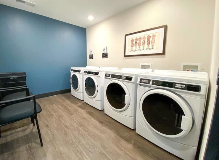 Homestead Village Beavercreek Laundry Room